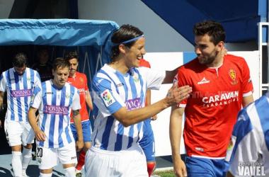 El Leganés cierra la temporada con un empate ante el Zaragoza