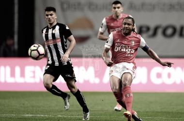 Alan chega aos 400 jogos na Liga Portuguesa // Foto: Facebook do Sporting Clube de Braga
