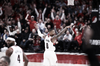 Blazers voltam a vencer Thunder e abrem vantagem nos playoffs da NBA
