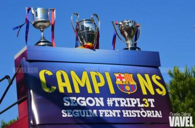 El FC Barcelona, mejor club europeo del año según la ECA
