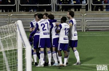 La temporada del Real Zaragoza en datos