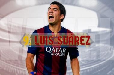 FC Barcelona 2014/15: Luis Suárez