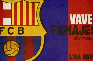 Fichajes del FC Barcelona 2015/2016
