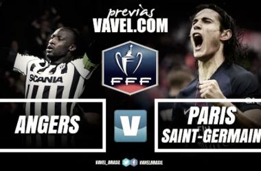 Buscando mais um título na temporada, PSG encara Angers na final da Copa da França