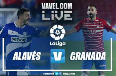 Resumen Alavés 4-2 Granada CF en LaLiga 2021