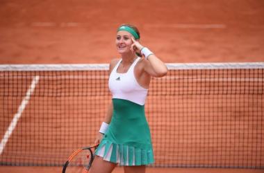 Roland Garros: Pouille out, Mladenovic en huitième.