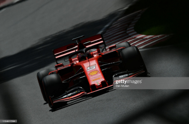 Vettel breaks qualifying duck to claim first 2019 pole
