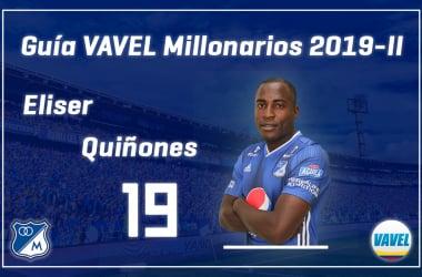 Análisis VAVEL, Millonarios 2019-II: Eliser Quiñones