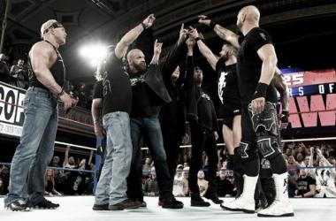 DX y 'Foto: WWE