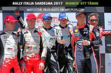 WRC, Rally di Sardegna - Ott tiTaniko