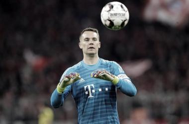 Manuel Neuer y la crónica de una guerra anunciada