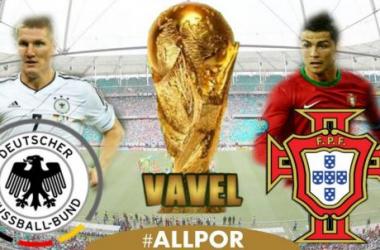 Live Coupe du Monde 2014 : Allemagne - Portugal en direct