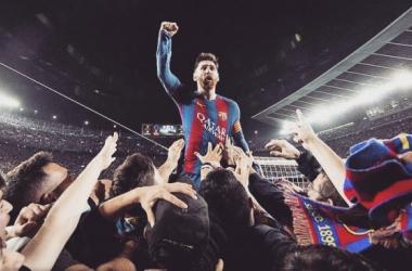 Messi e il Barcellona - Storia di un matrimonio leggendario