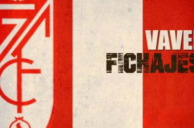 Fichajes Granada CF temporada 2017/18 | Fotomontaje: VAVEL