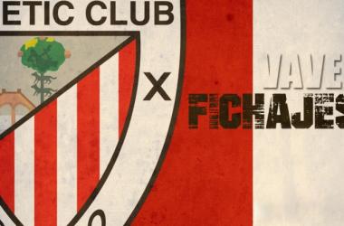 Fichajes Athletic Club de Bilbao Temporada 2016/17 | Fotomontaje: VAVEL