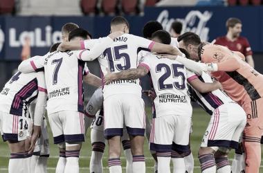 CA Osasuna - Real Valladolid: puntuaciones del Valladolid en la jornada 27 de la Liga Santander