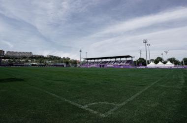 Campos Anexos al Estadio José Zorrilla | Real Valladolid