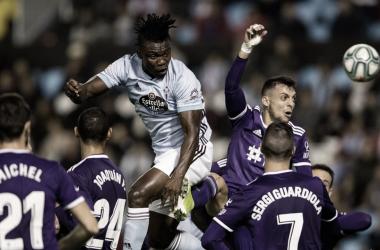 Partido de la temporada pasada que finalizó 0-0 | Real Valladolid