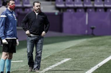 """Sergio González: """"Es complicado levantarte de una buena hostia"""""""