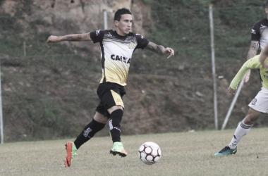 Jogador admite que está abaixo do que jogou em 2016 | Foto: Fernando Ribeiro/Criciúma E.C.