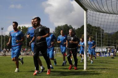 El Real Oviedo inicia su regreso a la LFP