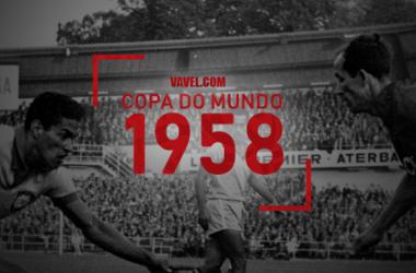Copa do Mundo VAVEL: a história do Mundial de 1958