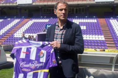 Alberto López, talismán pucelano