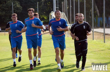Real Oviedo - AFE: comienza el espectáculo