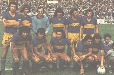 Pernía y Benítez se afirmaron como titulares debido a su gran performance. Foto: historia de Boca