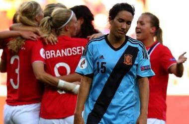 Eficiente, Noruega bate a Espanha e avança à semi-final da Euro feminina