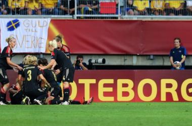 Alemanha bate a anfitriã Suécia e chega às finais da Euro feminina pela sexta vez seguida