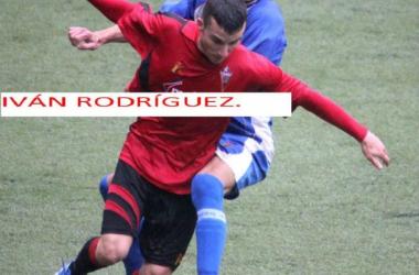 Dani López, el bi-goleador el pasado domingo.Foto: Iván Rodriguez | TuFutbolEnLaPalma