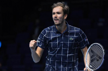 Nitto ATP Finals: Daniil Medvedev rallies past Rafael Nadal to reach final