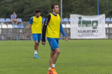 Cristian Rivera, convocado con la Sub-18