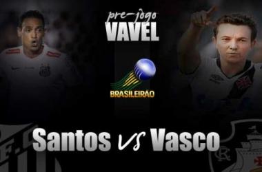 Pré-jogo: Santos recebe Vasco da Gama buscando manter sequência de vitórias