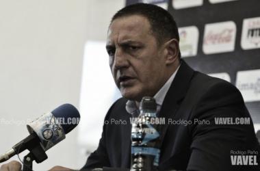 "Pablo Marini: ""Necesitamos ganar"""