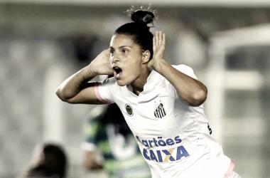 Artilheira do último Campeonato Brasileiro, argentina Sole Jaimes se despede do Santos