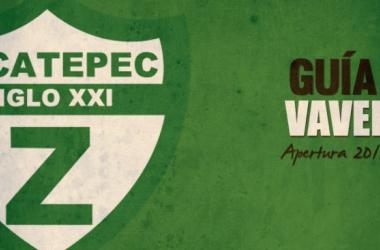 Guía VAVEL Apertura 2015: Zacatepec Siglo XXI