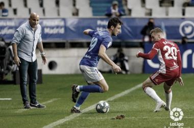 Puntuaciones Real Oviedo - UD Almería