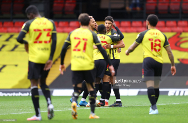 Watford 1-0 Nottingham Forest: Resilient Hornets win to move second
