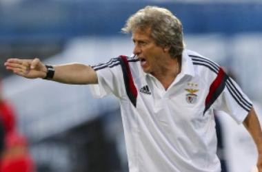 Jorge Jesus pediu mais qualidade para o seu grupo de jogadores. (Foto: directofutebol.com)