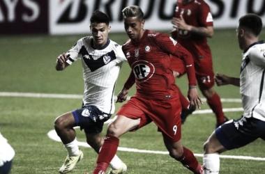 """En su vista a Chile, el """"Fortín"""" gano 2-0. Foto: Web"""