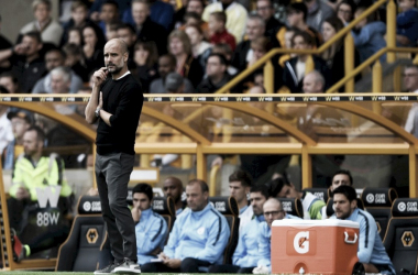 Técnico espanhol diz ter de melhorar muito a sua solidez defensiva (Foto: Divulgação/Manchester City)