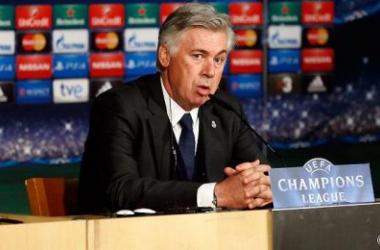 """Carlo Ancelotti: """"Antes o después, Cristiano batirá el récord"""""""