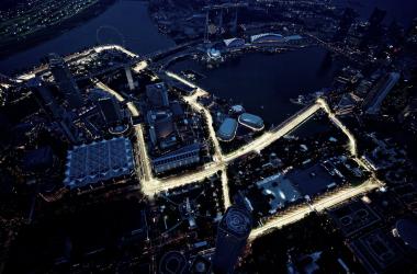 Resumen clasificación GP de Singapur 2018 de Fórmula 1