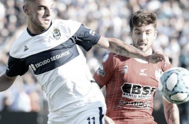 Gimnasia vs Central Cordoba. Superliga 2019/2020