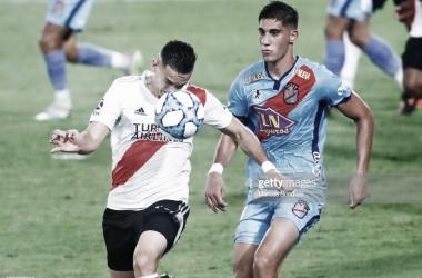 Último enfrentamiento- Jornada 8 3/04/2021- Arsenal 0- River Plate 0