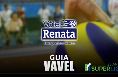 Guia VAVEL Superliga Masculina de Vôlei 2018-19: Vôlei Renata/Campinas