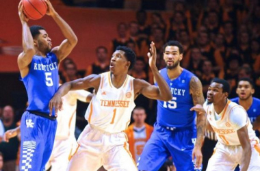 #1 Kentucky Reaches Historical Start Against Tennessee