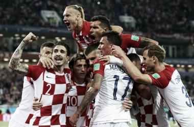 Croácia: primeira nação ex-Iugoslávia em finais
